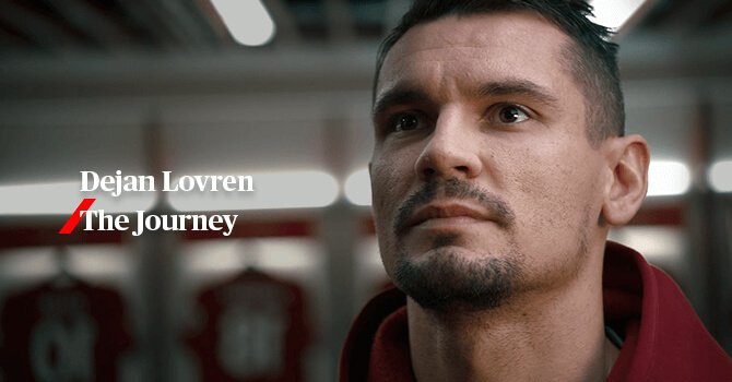 Dejan Lovren, The Journey