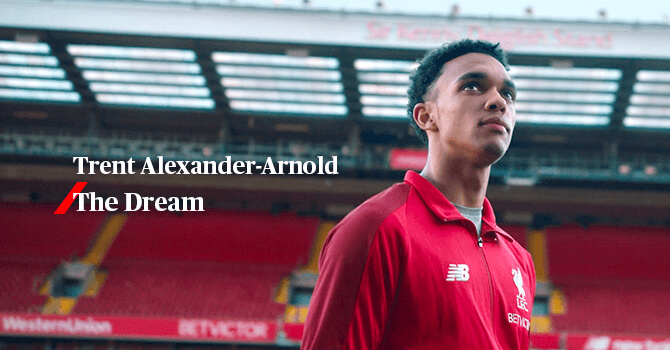 Trent Alexander-Arnold, The Dream