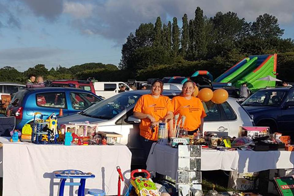 axa-fundraising-car-boot-sale