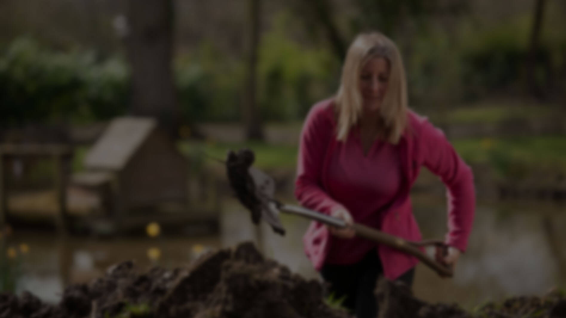 Gaynor, The Gardening Girl