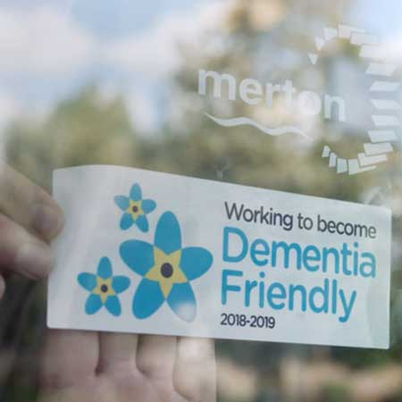 dementia friendly borough