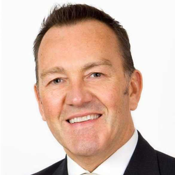 Headshot of Dr Mark Winwood, Director of Psychological Services for AXA PPP Healthcare