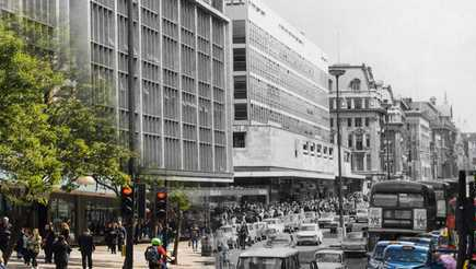 Has London high street changed?