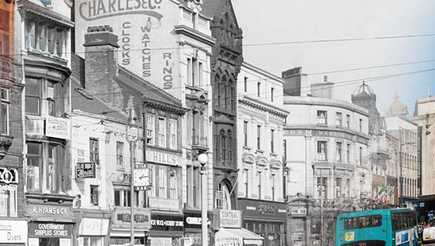 How has Liverpool high street changed?