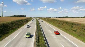 European motorway