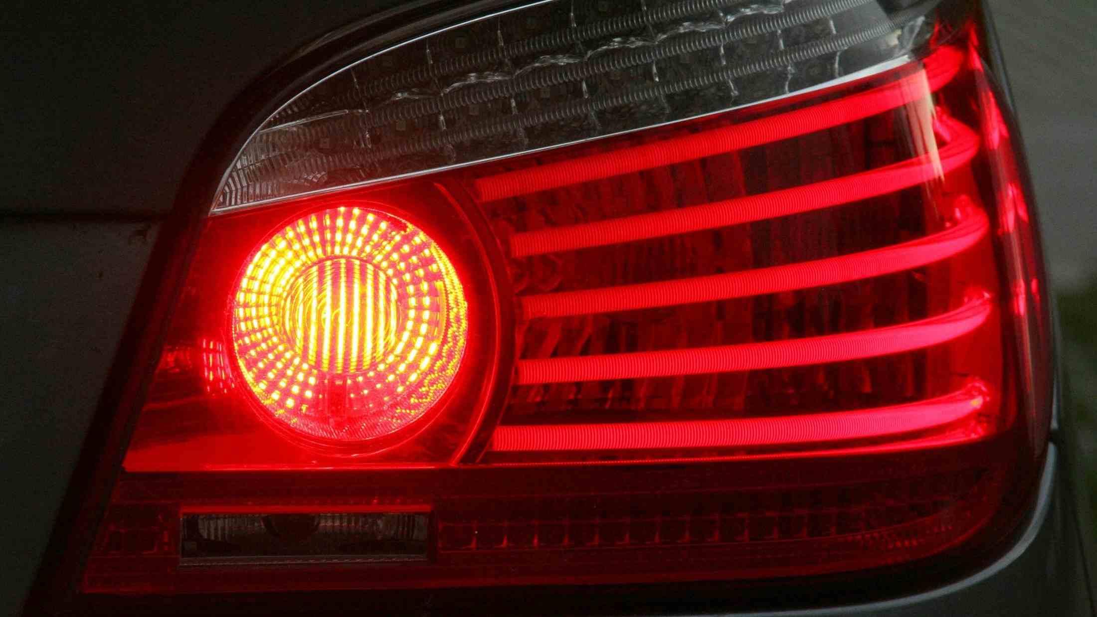 Rear brake lights