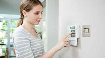 Securing your home before you go on holiday