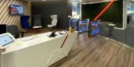 Image of AXA reception